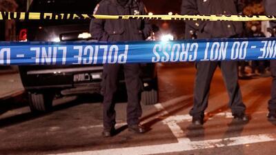 Policía de Nueva York descarta un tercer implicado en el tiroteo que dejó a un agente del FBI herido