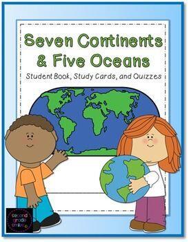Los americanos del norte creen que hay 7 continentes los del sur