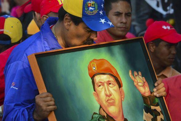 Pero sin duda, uno de los más fieles deguidores de Hugo Chávez, es el ac...