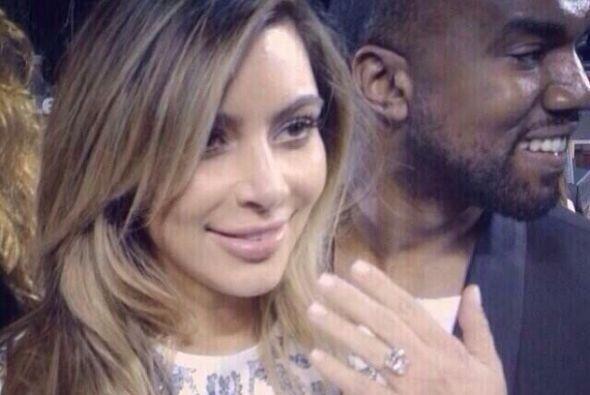 Otro de los 'happy moments' de Kanye fue cuando le propuso matrimonio a...