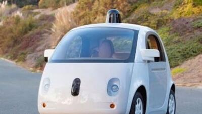 Esta versión ya cuenta con volante y pedales para cumplir con la legisla...
