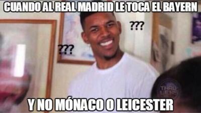 Real Madrid y Barcelona son el blanco de los memes en el sorteo de la Champions League