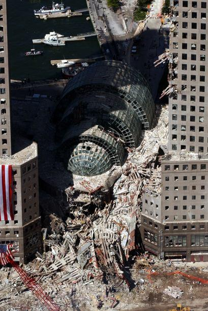 El 11 de septiembre  Estados Unidos fue víctima de horrendos ataques ter...