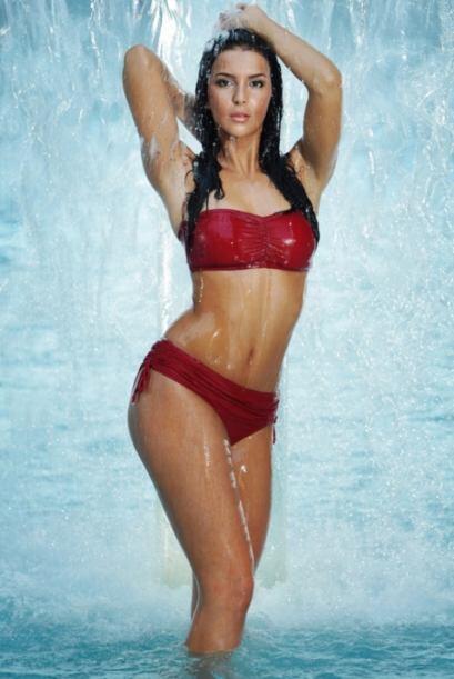 La Miss Finlandia ha soprendido a todo el mundo no por su espectacular f...