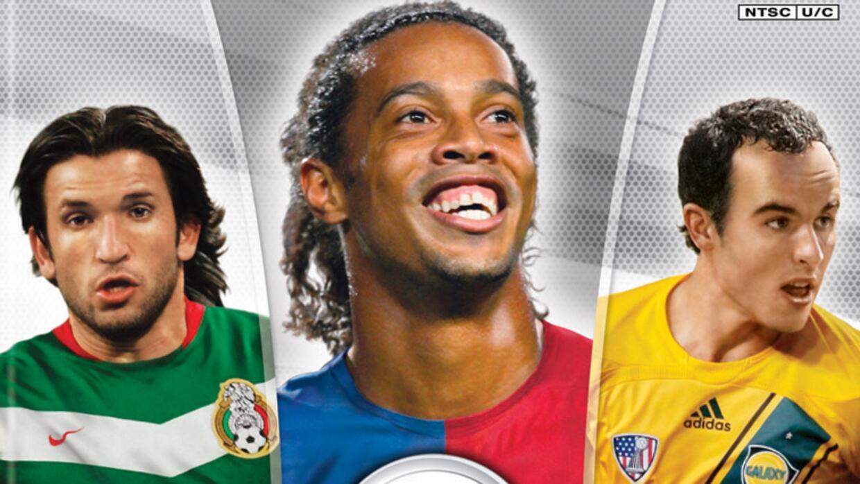 Imágenes de FIFA 07 comparadas con hoy