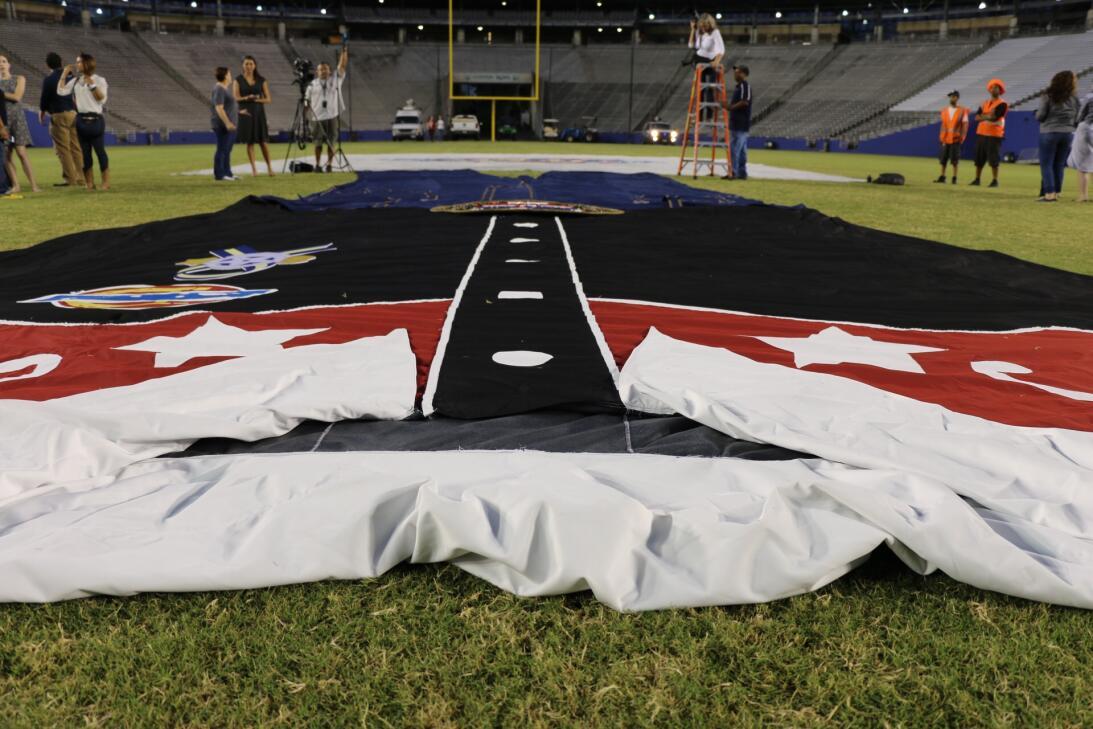 Nuevo uniforme Big Tex