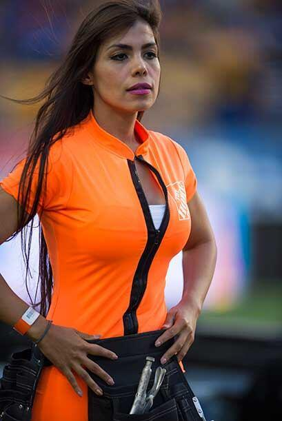 Vota por las porristas del Tigres vs. Querétaro en la jornada 12, quiene...