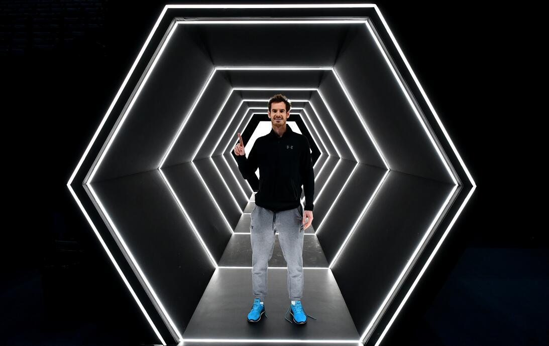 Andy Murray, el primer británico número uno del tenis en la historia Get...