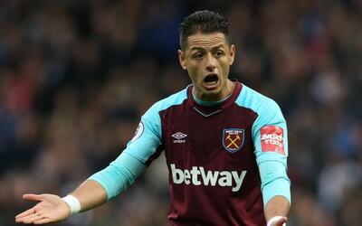 (Premier) - West Ham 0-0 West Bromwich: el 'Chicharito' Hernández...