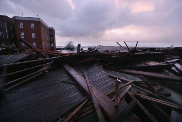 Daños Sandy en Nueva York - Nuevas