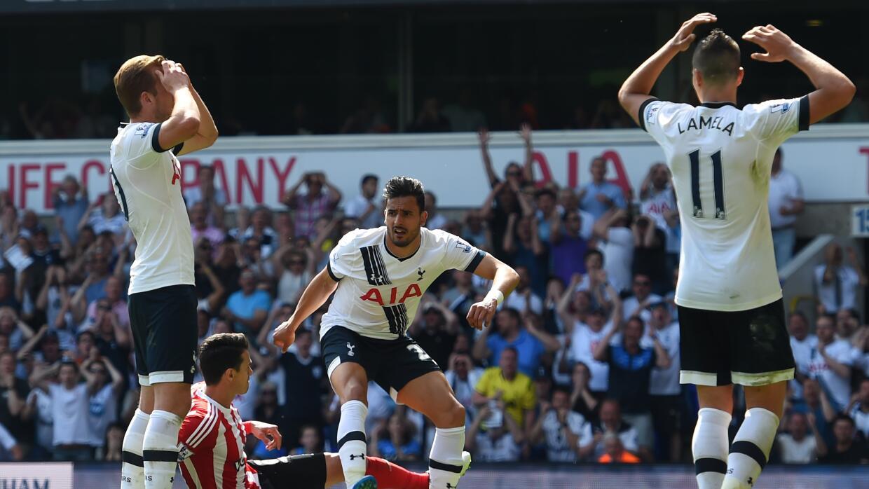 Tottenham vs. Southampton