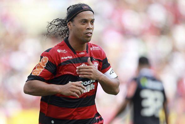 Y, aunque no es de Europa, les compartimos el dato de que Ronaldinho pod...