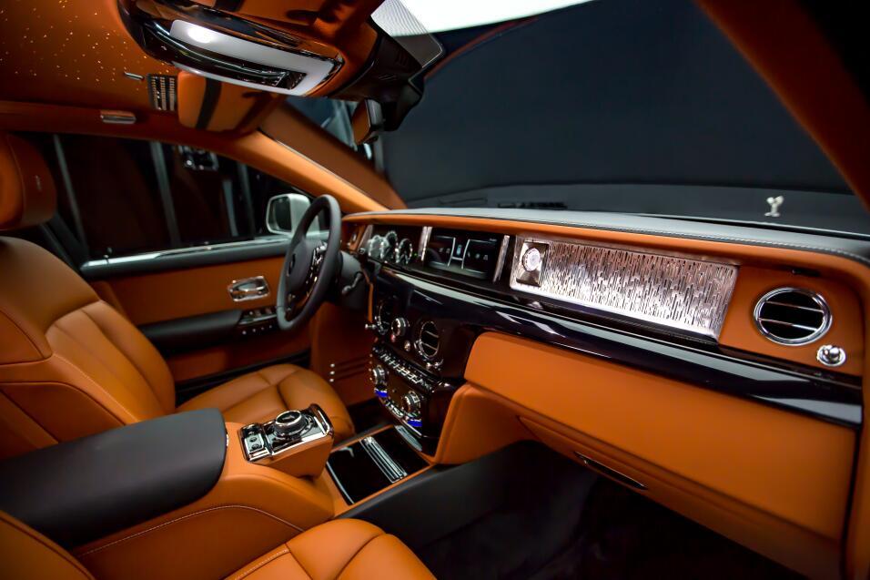 Dios salve al rey: este es el nuevo Rolls-Royce Phantom VIII RR PHANTOM...