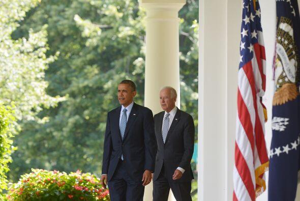 En un discurso pronunciado en la Casa Blanca en medio de una crisis huma...