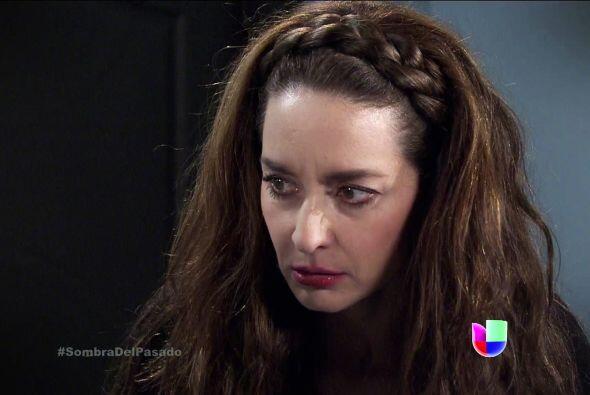 ¿No tienes descaro Roberta? Fuiste a visitar a Severiano al hospital par...