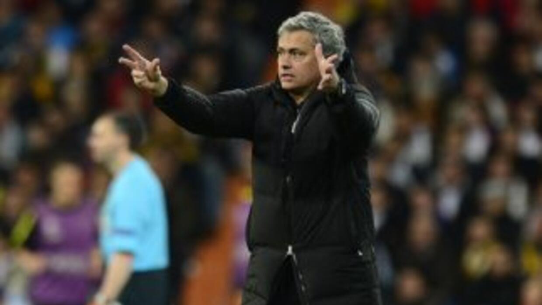 El entrenador portugués no quiso hablar de su futuro, pero mencionó que...