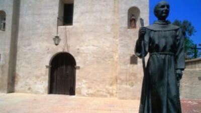 Estatua de Junípero Serra