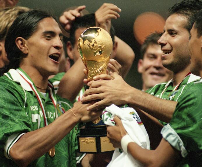 Así fue el título de México en la Copa Confederaciones de 1999 20161208_...