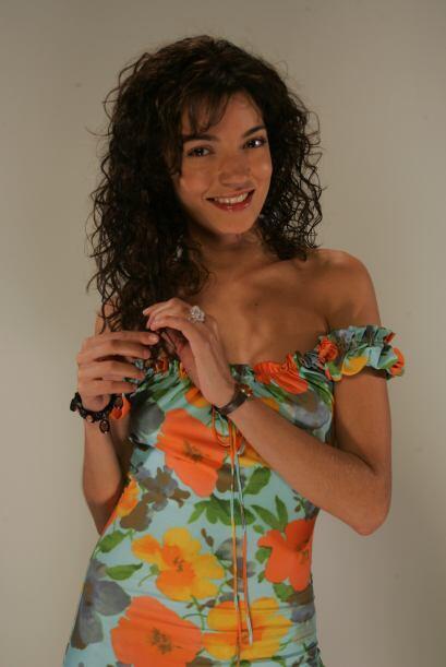 María Adelaida Puerta es Catalina, la jovencita aventurera que qu...