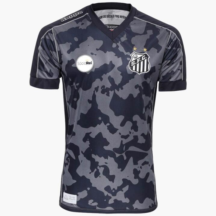 19. Santos F.C. - Kappa (Brasil)