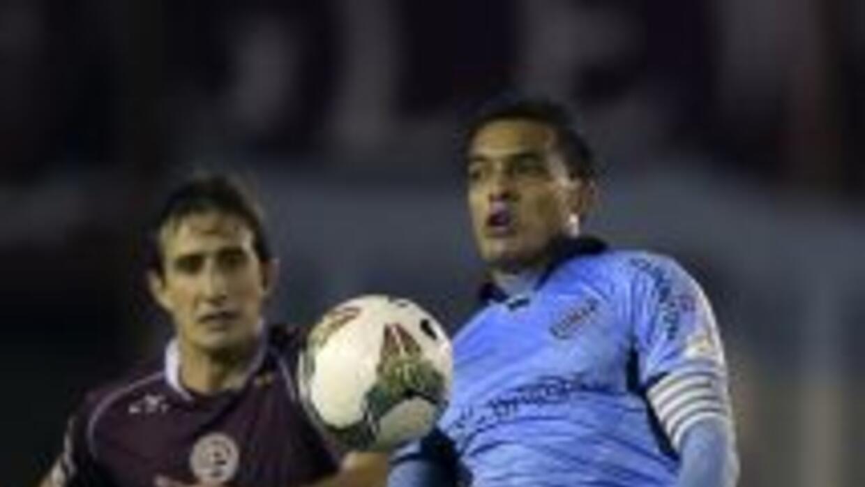 Bolivar y Lanús en la Libertadores.