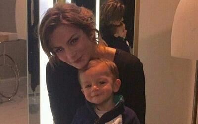 Silvia Navarro y su bebé comparten impactante parecido físico