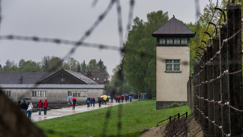 El campo de concentración de Dachau