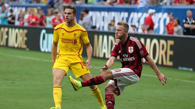 Defensa del AC Milán contempla emigrar a la MLS en el verano