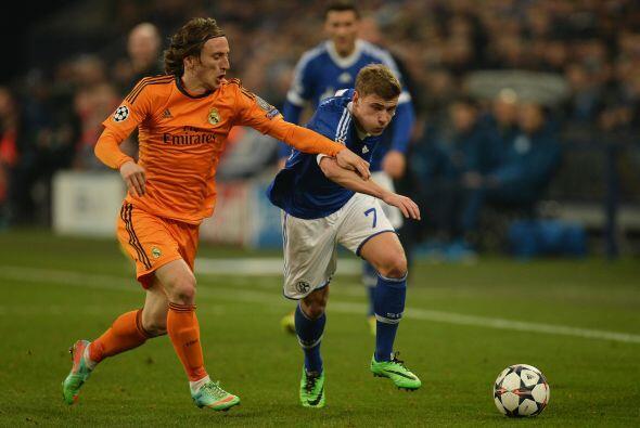 El brillante, si bien menudo, Luka Modric y su calidad de la media canch...