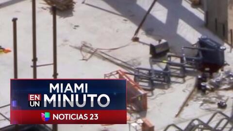 'Miami en un Minuto': autoridades investigan las causas del accidente qu...