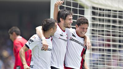 Pumas 0-1 Atlas: Los Zorros volvieron a mostrar las carencias de los Fel...