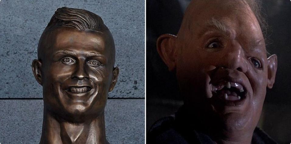 El nuevo busto de Cristiano no se salvó de los divertidos memes 75-7.jpeg