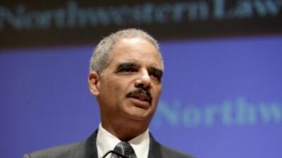 Eric Holder justificó los ataques letales a ciudadanos estadounidenses,...