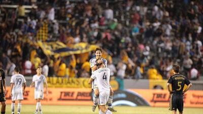 LA Galaxy no dejó respirar al Philadelphia Union