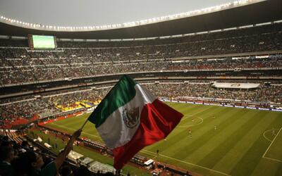 El Estadio Azteca no sufrió daños estructurales a causa de...