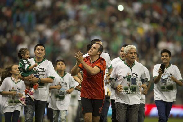 Juntos dieron la vuelta olímpica, el 'Temos' siempre ha sido muy cercano...