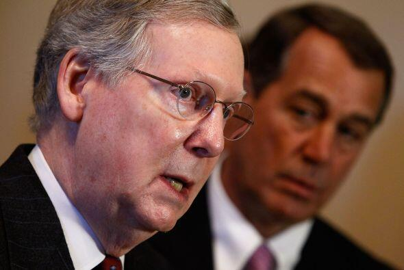 La Regla Hastert frena el envío de un plan de reforma a la Cámara de Rep...