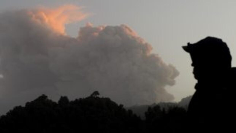 Argentina y Uruguay vieron afectadas sus operaciones aéreas por causa de...