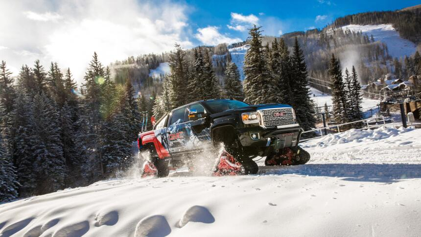 GMC Sierra 2500HD All Mountain