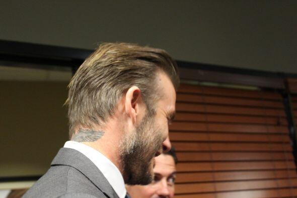 David Beckham: llegó, miró y venció a Univisión Radio.