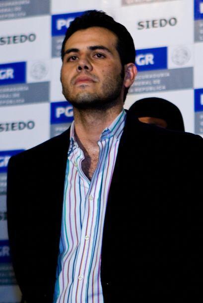 19 de marzo de 2009: Vicente Zambada Niebla, 'El Vicentillo', otro de lo...