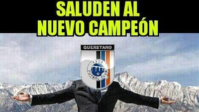 Los memes se rinden ante Querétaro al coronarse en la Copa MX