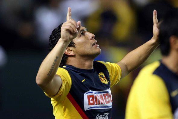 Salvador Cabañas proveniente de Chiapas se convirtió en el máximo golead...