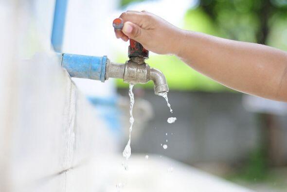 Conserven agua: El agua no es infinita. Es un preciado recurso que hay q...