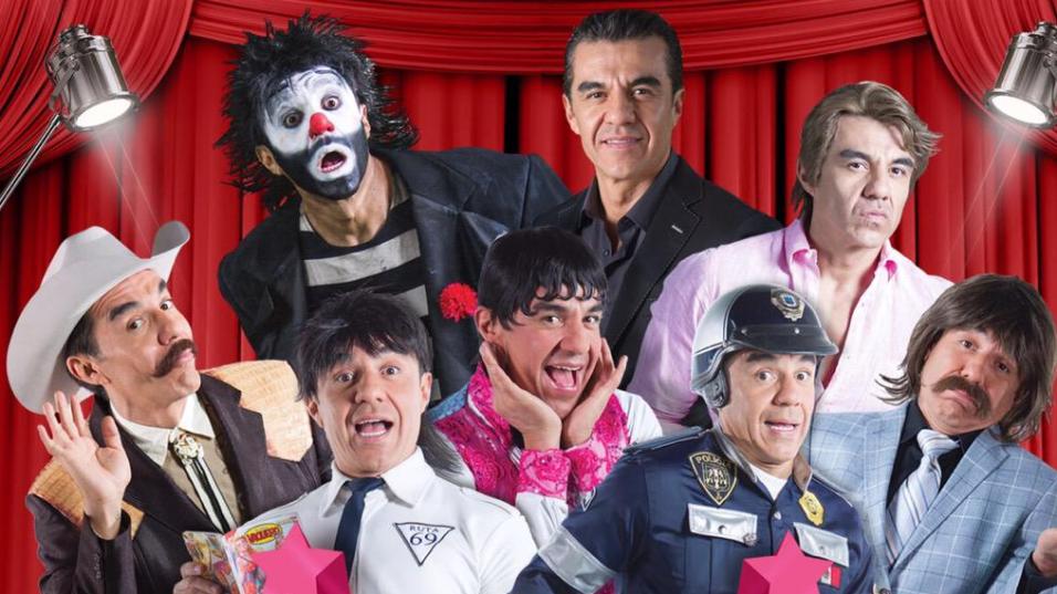 Personajes Adrián Uribe