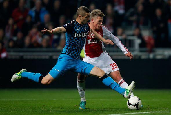 Este joven futbolista del Ajax nació en Dinamarca y se llev&oacut...