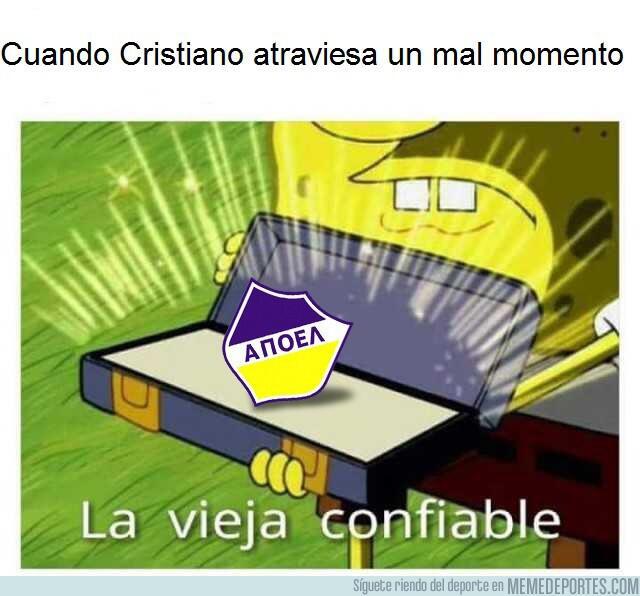 Real Madrid y CR7 golearon en la Champions y en los memes mmd-1008532-89...