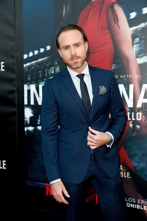 Erik Hayser es quien interpreta al presidente en la serie 'Ingoberna...