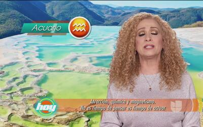 Mizada Acuario 21 de junio de 2017