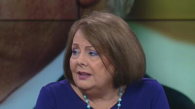 """""""Creo que el presidente es consciente de lo que sucede en Cuba y Venezuela"""": Ninoska Pérez sobre entrevista con Trump"""